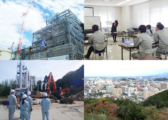 大和建設株式会社 人間力を育て、企業と地域発展の原動力に