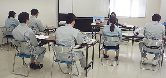 大和建設株式会社 教育カリキュラム