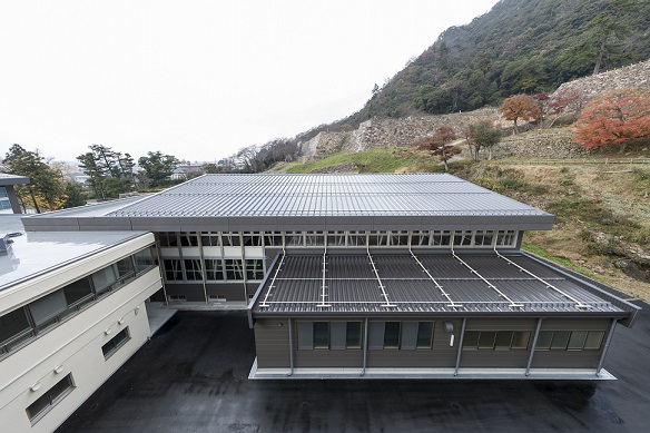 大和建設株式会社 平成28年 県立鳥取西高等学校