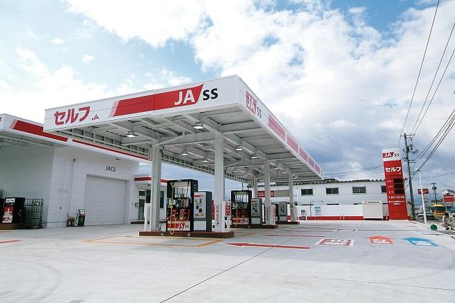 大和建設株式会社 平成22年 JASS郡家セルフ給油所