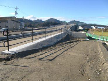 大和建設株式会社 平成25年 駟馳山バイパス河崎第2改良
