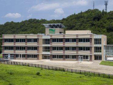 大和建設株式会社 平成28年 鳥取環境大学実験研究棟
