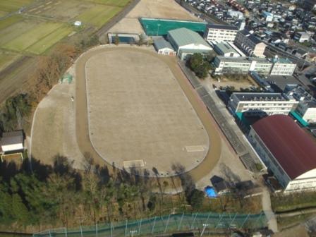 大和建設株式会社 平成22年 県立八頭高等学校グラウンド
