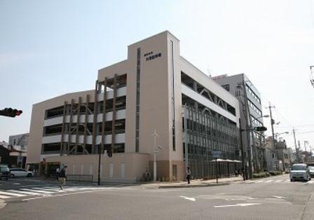 大和建設株式会社 平成23年 鳥取市営片原駐車場