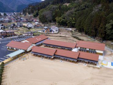 大和建設株式会社 平成29年 智頭町立保育園