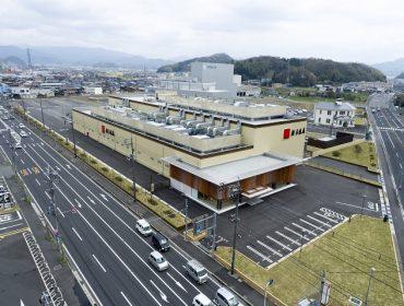 大和建設株式会社 平成28年 源吉兆庵鳥取工場