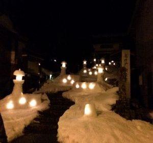 智頭町-雪まつり