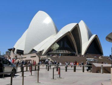 大和建設大和会シドニー旅行