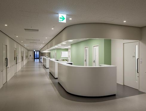 大和建設株式会社 平成30年 鳥取県立中央病院