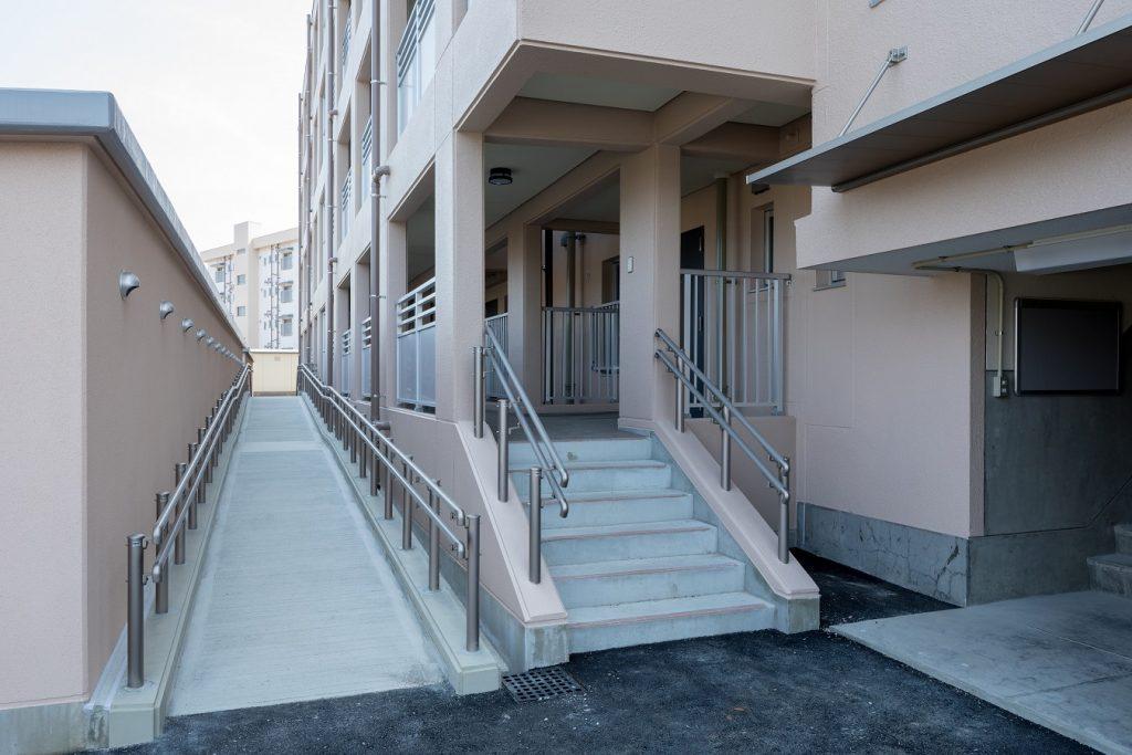 大和建設株式会社 平成30年 県営住宅ひばりが丘団地