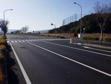 大和建設株式会社 令和2年 国道29号菖蒲地区舗装