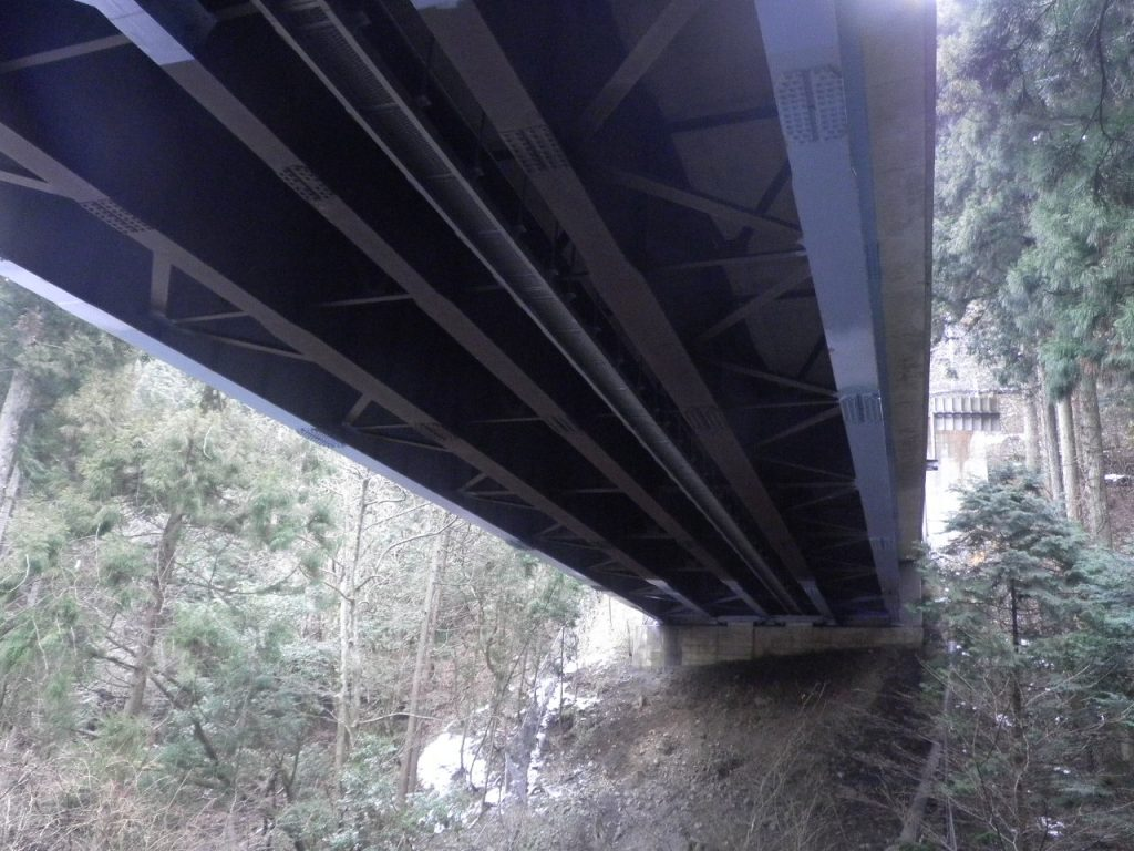 大和建設株式会社 平成30年 鳥取管内橋梁補修