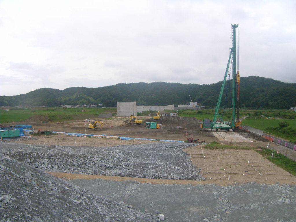 大和建設株式会社 平成28年 鳥取西道路下坂本第4改良