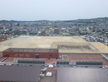 大和建設株式会社 令和2年 県立中央病院既存本館等解体