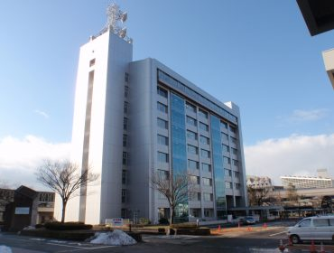 大和建設株式会社 平成29年 県庁第二庁舎