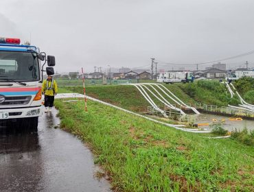 令和3年7月豪雨における災害対応